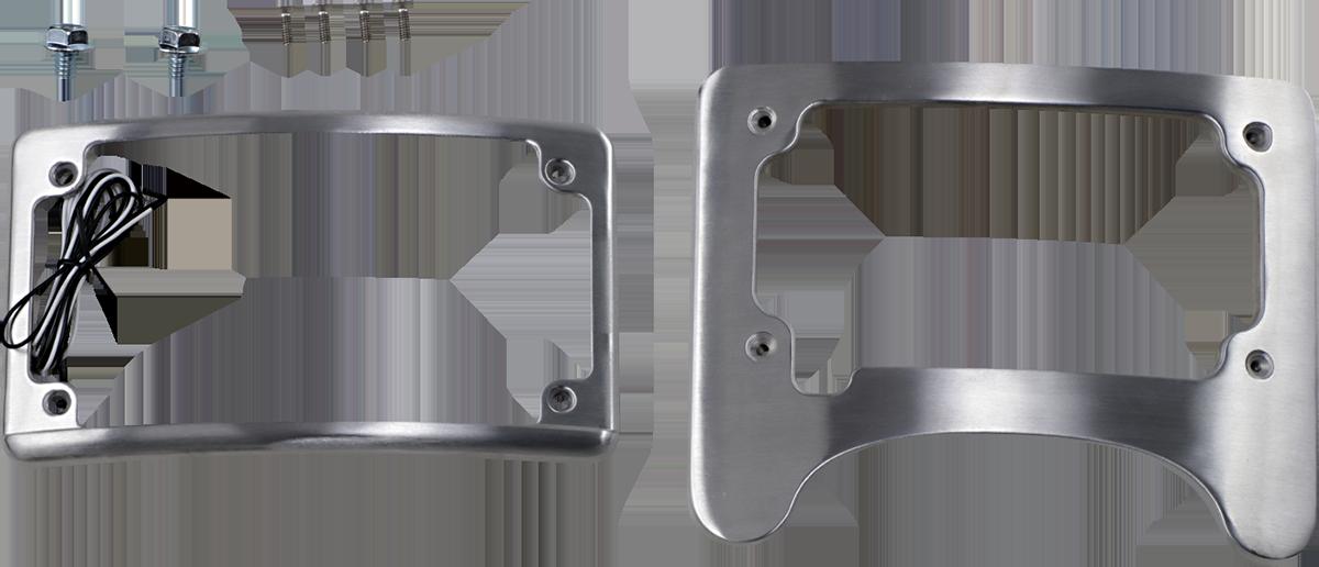 Custom Dynamics Rear LED Turn Signal Eliminator Kit 09-21 Harley Touring FLHX
