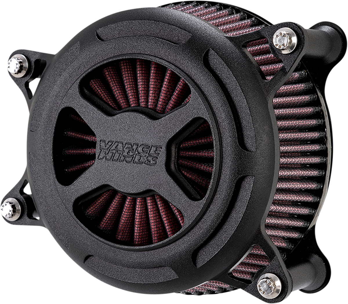 Vance & Hines VO2 X Air Filter Cleaner Kit 2017-2021 Harley Softail Touring FLHX