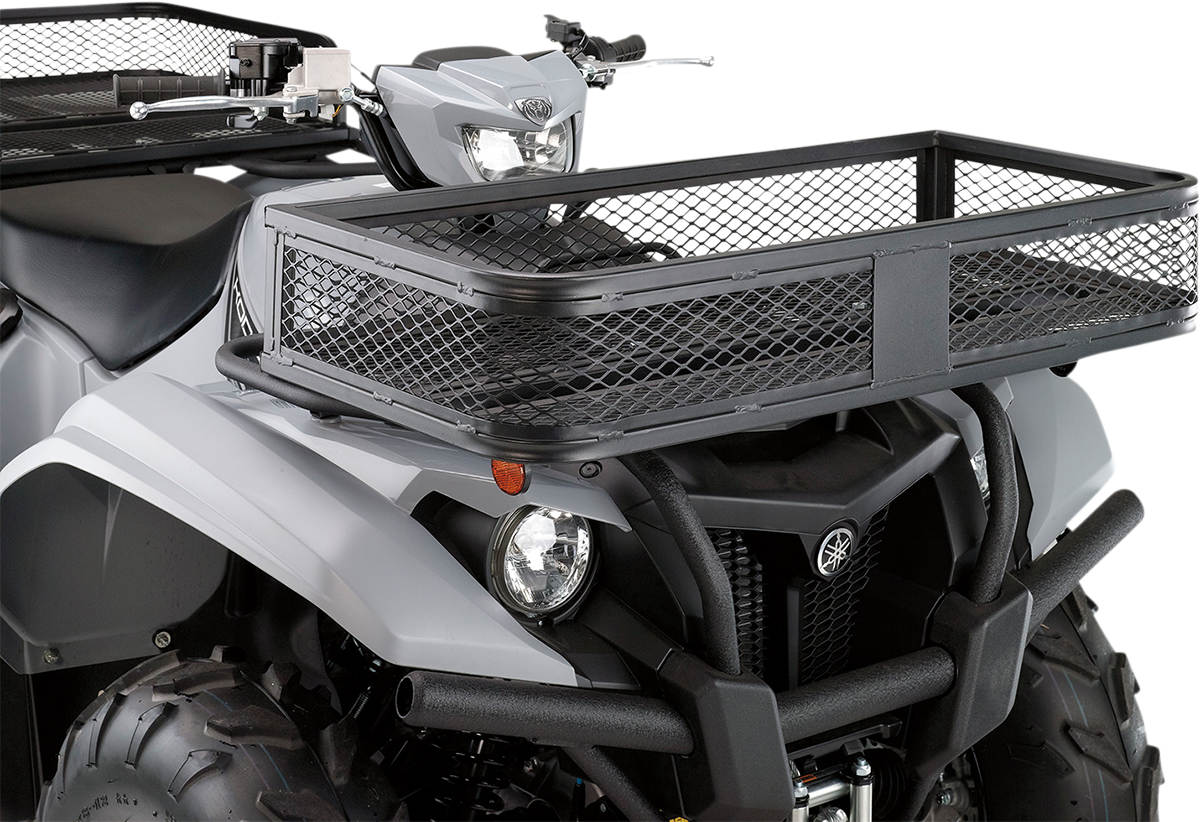 Moose Utility AVT Universal Front Black Mesh Luggage Storage Rack Polaris Honda