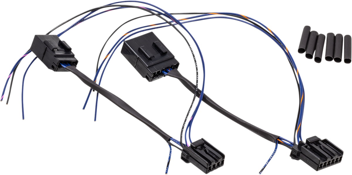 Namz Front Turn Signal Tap Harness 2014-2020 Harley Touring Road King FLHR