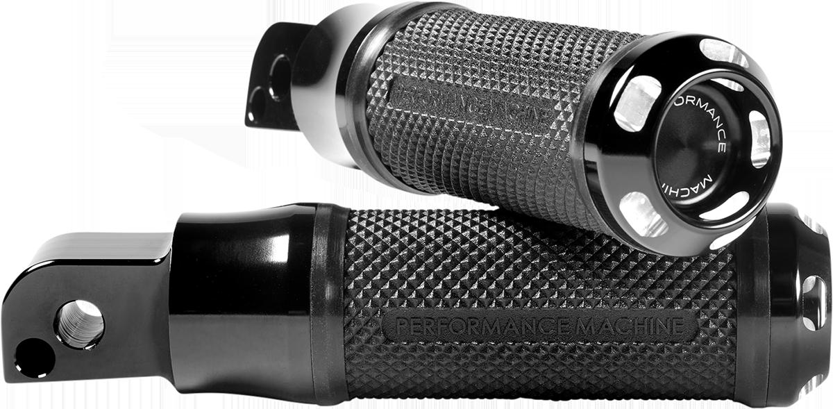 Performance Machine Apex Passenger Footpegs 2018-2020 Harley Softail FLSL FXFB