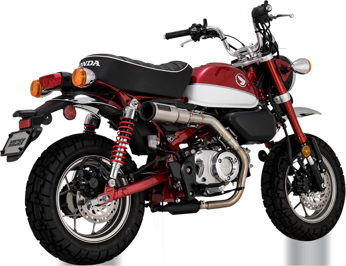 Vance & Hines Stainless Steel Exhaust Muffler 2019-21 Honda Z125M Monkey ABS