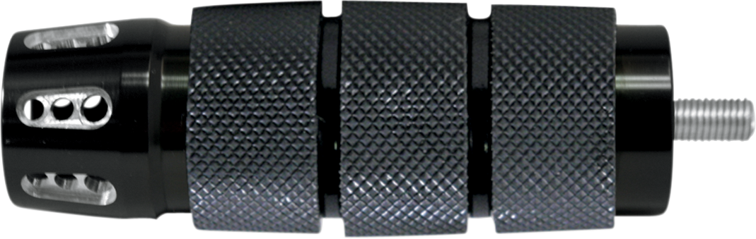 Avon Gatlin Air Cushion Black Universal Motorcycle Shift Peg Harley Davidson