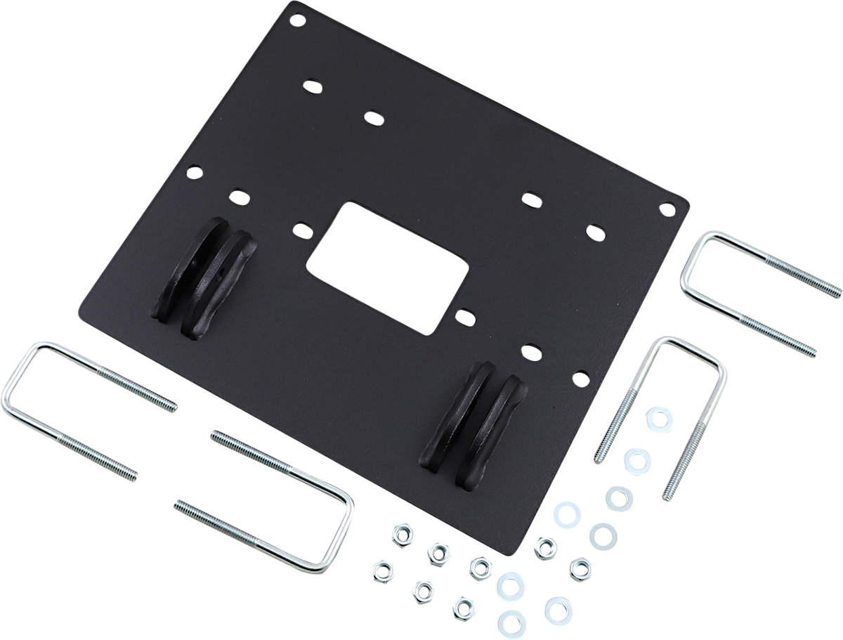 Moose Utility UTV Snow Plow Mounting Plate 2021 Polaris Ranger XP 1000 ESP 4x4