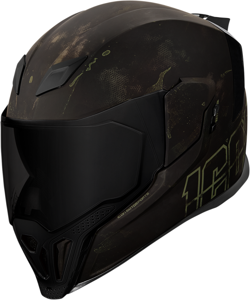 Icon Airflite MIPS Demo Unisex Fullface Motorcycle Riding Street Racing Helmet