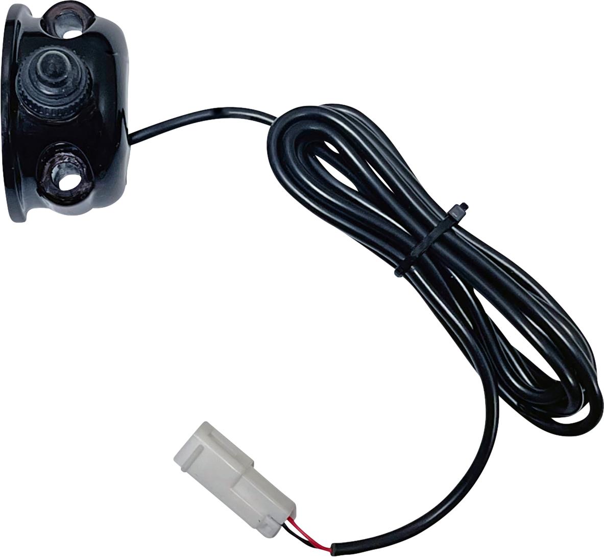 Custom Dynamics Handlebar Control Switch 1996-2020 Harley Dyna Softail Touring