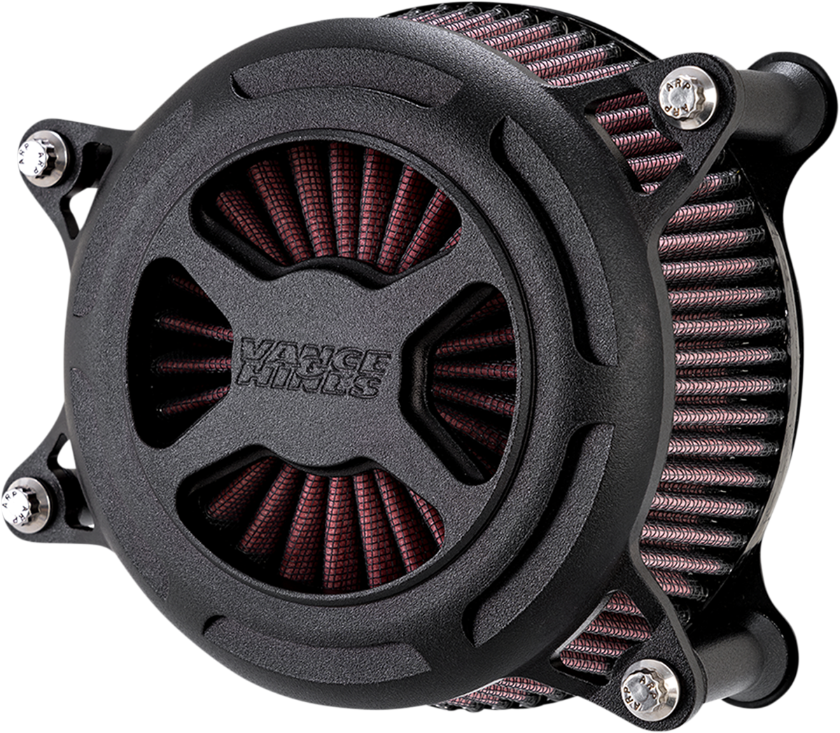 Vance & Hines VO2 X Air Filter Cleaner Kit 1999-2017 Harley Dyna FXDL DXDB FXDL